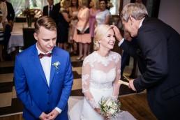 Reportaż ślubny - Wesele w Hotelu Aspen, ślub w Podlesiu 22