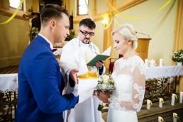 Reportaż ślubny - Wesele w Hotelu Aspen, ślub w Podlesiu 38