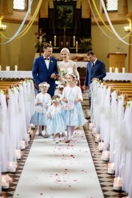 Reportaż ślubny - Wesele w Hotelu Aspen, ślub w Podlesiu 48