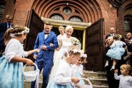 Reportaż ślubny - Wesele w Hotelu Aspen, ślub w Podlesiu 1