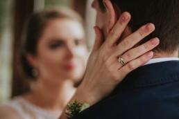 Fotografia ślubna - Piękny zimowy ślub i plener Gosi i Sebastiana 62