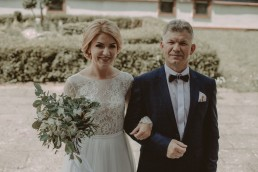 Natalia i Łukasz - Rustykalny ślub - Dworek Komorno - Szklarnia słoneczników - Pole lawendy 51