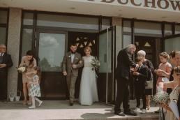Natalia i Łukasz - Rustykalny ślub - Dworek Komorno - Szklarnia słoneczników - Pole lawendy 92