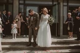 Natalia i Łukasz - Rustykalny ślub - Dworek Komorno - Szklarnia słoneczników - Pole lawendy 99