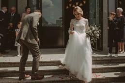 Natalia i Łukasz - Rustykalny ślub - Dworek Komorno - Szklarnia słoneczników - Pole lawendy 100