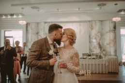 Natalia i Łukasz - Rustykalny ślub - Dworek Komorno - Szklarnia słoneczników - Pole lawendy 133