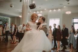 Natalia i Łukasz - Rustykalny ślub - Dworek Komorno - Szklarnia słoneczników - Pole lawendy 138