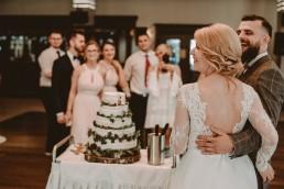 Natalia i Łukasz - Rustykalny ślub - Dworek Komorno - Szklarnia słoneczników - Pole lawendy 162