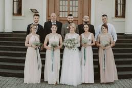 Natalia i Łukasz - Rustykalny ślub - Dworek Komorno - Szklarnia słoneczników - Pole lawendy 170