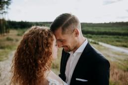Kasia i Paweł - Magiczny leśny plener - wesele w hotelu Szara Willa 131