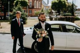 Ola i Mateusz - ślub w Głogówku - plener na Biskupiej Kopie - Restauracja Lerch 60