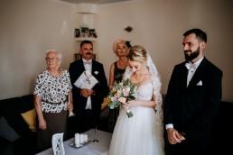 Ola i Mateusz - ślub w Głogówku - plener na Biskupiej Kopie - Restauracja Lerch 62