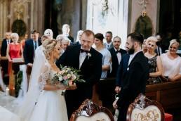 Ola i Mateusz - ślub w Głogówku - plener na Biskupiej Kopie - Restauracja Lerch 78