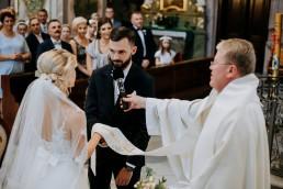 Ola i Mateusz - ślub w Głogówku - plener na Biskupiej Kopie - Restauracja Lerch 85
