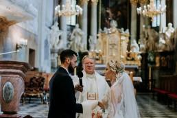 Ola i Mateusz - ślub w Głogówku - plener na Biskupiej Kopie - Restauracja Lerch 86
