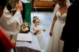 Ola i Mateusz - ślub w Głogówku - plener na Biskupiej Kopie - Restauracja Lerch 92