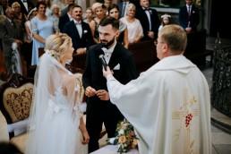 Ola i Mateusz - ślub w Głogówku - plener na Biskupiej Kopie - Restauracja Lerch 94