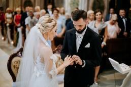 Ola i Mateusz - ślub w Głogówku - plener na Biskupiej Kopie - Restauracja Lerch 95