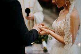 Ola i Mateusz - ślub w Głogówku - plener na Biskupiej Kopie - Restauracja Lerch 96