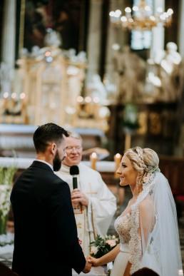 Ola i Mateusz - ślub w Głogówku - plener na Biskupiej Kopie - Restauracja Lerch 97