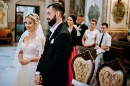 Ola i Mateusz - ślub w Głogówku - plener na Biskupiej Kopie - Restauracja Lerch 98