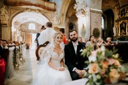 Ola i Mateusz - ślub w Głogówku - plener na Biskupiej Kopie - Restauracja Lerch 104