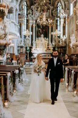 Ola i Mateusz - ślub w Głogówku - plener na Biskupiej Kopie - Restauracja Lerch 109