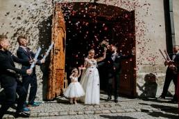 Ola i Mateusz - ślub w Głogówku - plener na Biskupiej Kopie - Restauracja Lerch 110