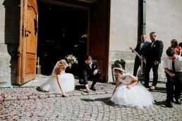 Ola i Mateusz - ślub w Głogówku - plener na Biskupiej Kopie - Restauracja Lerch 112
