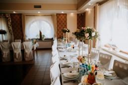 Ola i Mateusz - ślub w Głogówku - plener na Biskupiej Kopie - Restauracja Lerch 120