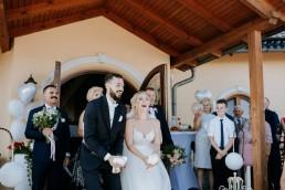 Ola i Mateusz - ślub w Głogówku - plener na Biskupiej Kopie - Restauracja Lerch 134