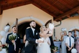 Ola i Mateusz - ślub w Głogówku - plener na Biskupiej Kopie - Restauracja Lerch 135