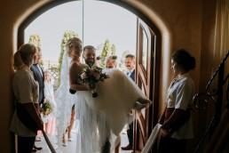 Ola i Mateusz - ślub w Głogówku - plener na Biskupiej Kopie - Restauracja Lerch 137