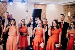 Ola i Mateusz - ślub w Głogówku - plener na Biskupiej Kopie - Restauracja Lerch 141