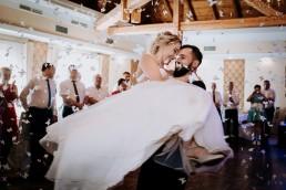 Ola i Mateusz - ślub w Głogówku - plener na Biskupiej Kopie - Restauracja Lerch 150