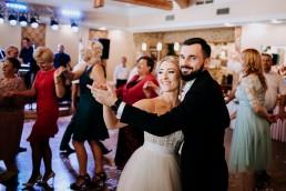 Ola i Mateusz - ślub w Głogówku - plener na Biskupiej Kopie - Restauracja Lerch 155