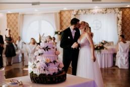 Ola i Mateusz - ślub w Głogówku - plener na Biskupiej Kopie - Restauracja Lerch 158