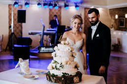 Ola i Mateusz - ślub w Głogówku - plener na Biskupiej Kopie - Restauracja Lerch 160
