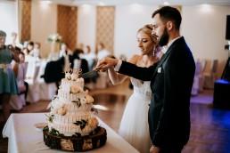 Ola i Mateusz - ślub w Głogówku - plener na Biskupiej Kopie - Restauracja Lerch 161