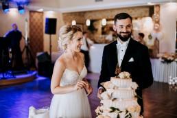 Ola i Mateusz - ślub w Głogówku - plener na Biskupiej Kopie - Restauracja Lerch 162