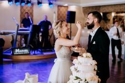 Ola i Mateusz - ślub w Głogówku - plener na Biskupiej Kopie - Restauracja Lerch 163