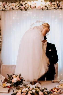 Ola i Mateusz - ślub w Głogówku - plener na Biskupiej Kopie - Restauracja Lerch 173