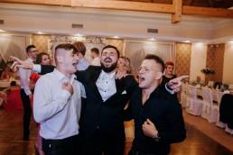 Ola i Mateusz - ślub w Głogówku - plener na Biskupiej Kopie - Restauracja Lerch 183