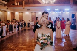 Ola i Mateusz - ślub w Głogówku - plener na Biskupiej Kopie - Restauracja Lerch 201