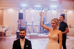 Ola i Mateusz - ślub w Głogówku - plener na Biskupiej Kopie - Restauracja Lerch 204
