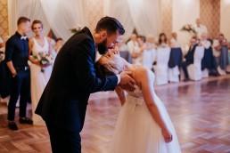 Ola i Mateusz - ślub w Głogówku - plener na Biskupiej Kopie - Restauracja Lerch 206