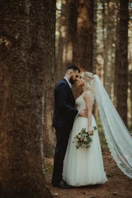Ola i Mateusz - ślub w Głogówku - plener na Biskupiej Kopie - Restauracja Lerch 214