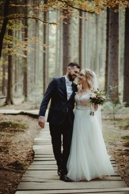 Rejviz plener ślubny
