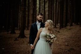 Ola i Mateusz - ślub w Głogówku - plener na Biskupiej Kopie - Restauracja Lerch 220