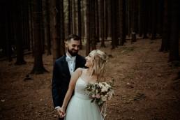 Ola i Mateusz - ślub w Głogówku - plener na Biskupiej Kopie - Restauracja Lerch 221